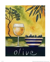 """Olive by Naomi McBride - 10"""" x 12"""""""