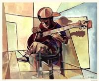 Little Musician Fine Art Print