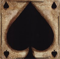 Spades Fine Art Print