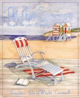 At The Seaside - Mini Fine Art Print