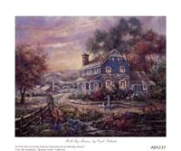 Hill Top Farms Fine Art Print