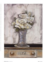 Ophelia's Roses Fine Art Print