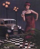 """Flapper II by T.C. Chiu - 16"""" x 20"""""""
