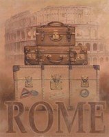 Travel - Rome Fine Art Print