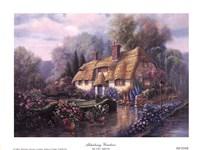 Alderbury Gardens Fine Art Print