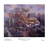Bedfordshire Sunset Fine Art Print