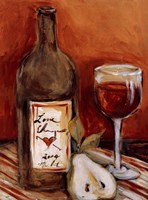 "12"" x 16"" Red Wine Pictures"