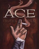 Ace Fine Art Print