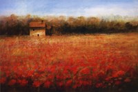 "Sparkling Field by Ken Hildrew - 36"" x 24"""