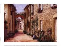 "Tuscan Light by Stephen Bergstrom - 8"" x 6"""