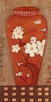 Asian Vase I Fine Art Print