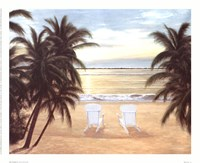"""Life is Good by Diane Romanello - 11"""" x 9"""", FulcrumGallery.com brand"""