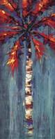 Coastal Palm I Framed Print