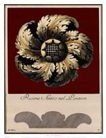 Rosone Antico I Fine Art Print