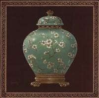 Jade Ginger Jar Fine Art Print