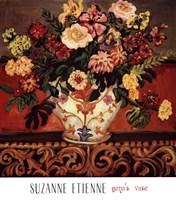 Gena's Vase Fine Art Print