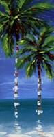 Coastal Palm IV Fine Art Print