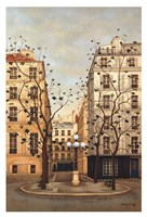 Place Furstenberg Fine Art Print
