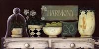 """Harmony by Jill Ankrom - 20"""" x 10"""""""
