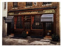Loundres Arms Fine Art Print