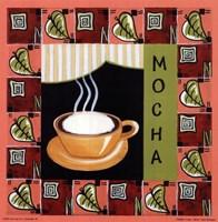Coffe-Mocha Fine Art Print