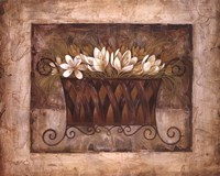 Ironware and Crocus II Fine Art Print