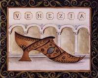 "Venezia by Katharine Gracey - 10"" x 8"" - $9.99"