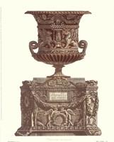 Vaso Antico I Fine Art Print