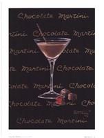 Chocolate Martini Fine Art Print