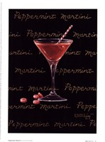 Peppermint Martini Fine Art Print
