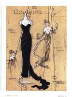Couture I Fine Art Print