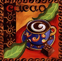 Cacao Chocolate Fine Art Print