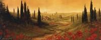 Toscano Panel II Fine Art Print