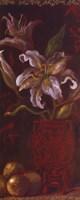 Oriental Lily Fine Art Print