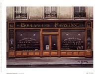 Boulangerie Parisienne Fine Art Print