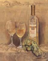 """Vin Francais by Marilyn Hageman - 16"""" x 20"""", FulcrumGallery.com brand"""