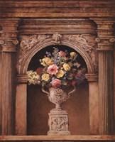 Floral Arch II Fine Art Print