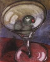 Martini Olive Fine Art Print