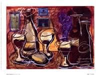 Wine Tasting ll Fine Art Print