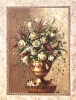 Spring Blossoms I (Detail) Fine Art Print