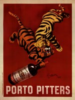 Porto Pitters Fine Art Print