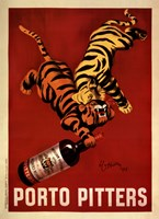 Porto Pitters by Leonetto Cappiello - various sizes