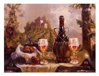 Tuscany Delights Fine Art Print