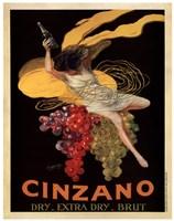 Cinzano, 1920 Fine Art Print