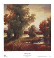 "Sullivan's Creek I by Adam Rogers - 20"" x 22"""