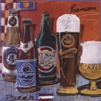 Beer Ale II Fine Art Print