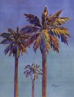 """Santa Rita Palms II by Paul Brent - 16"""" x 20"""""""