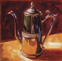 Tea Pot IV Fine Art Print
