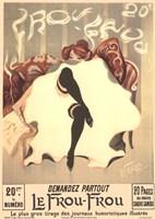 Le Frou-Frou Fine Art Print
