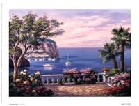 Costa Del Sol Fine Art Print